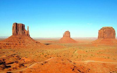 Au galop dans le désert !